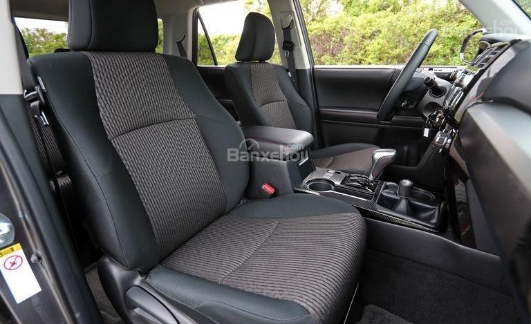 Đánh giá xe Toyota 4Runner 2018