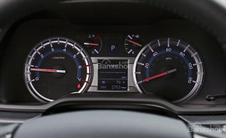 Bảng đồng hồ lái xe Toyota 4Runner 2018