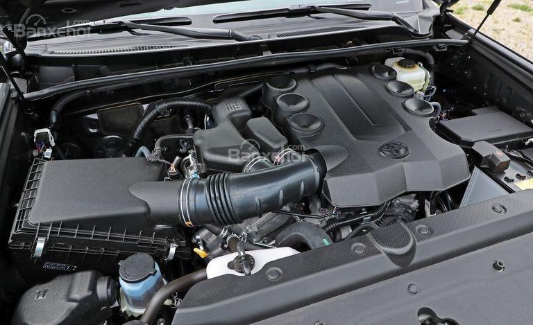 Động cơ xe Toyota 4Runner 2018