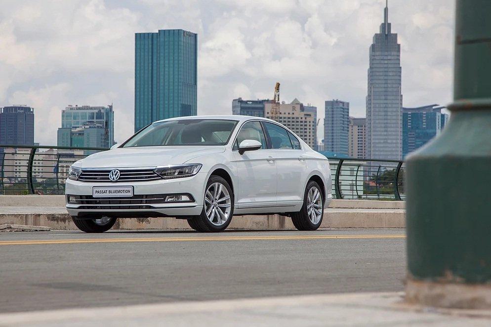Volkswagen Passat 2018.