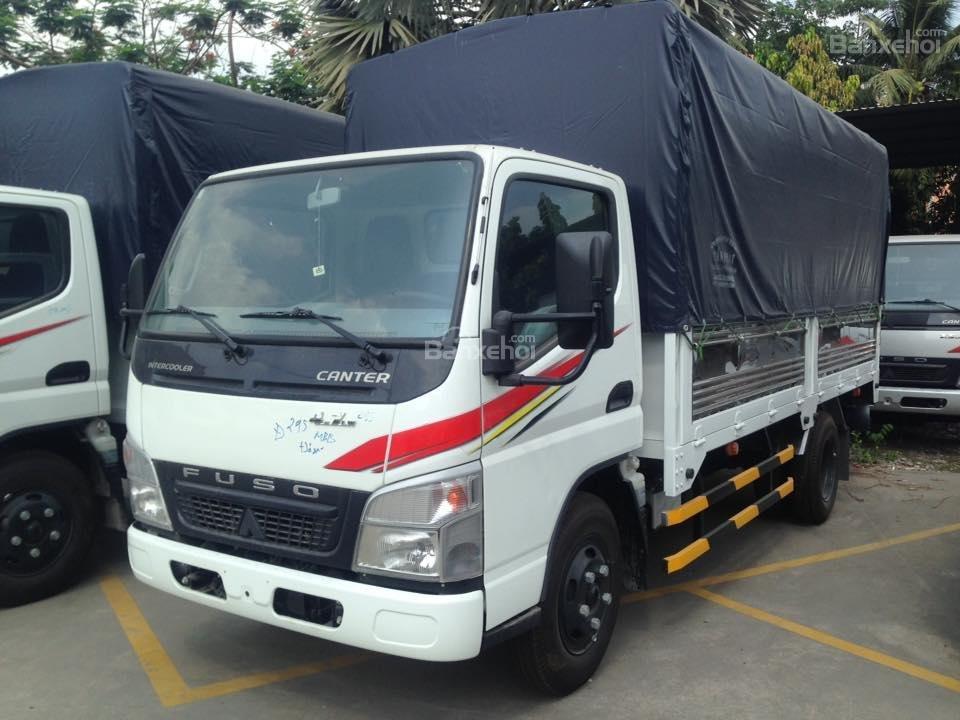 Bán xe Fuso Canter tải 1.8 tấn, mui bạt mới 2017. LH: 098 136 8693-0