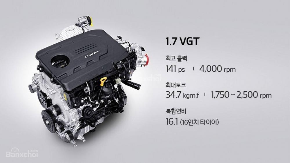 Kia Optima 2018 có 4 tùy chọn động cơ a2
