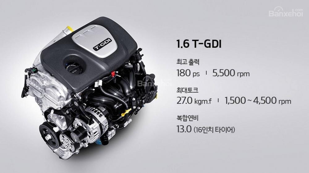 Kia Optima 2018 có 4 tùy chọn động cơ a4