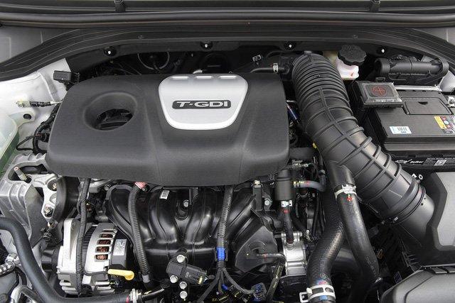 Động cơ xe Hyundai Elantra Sport 2018