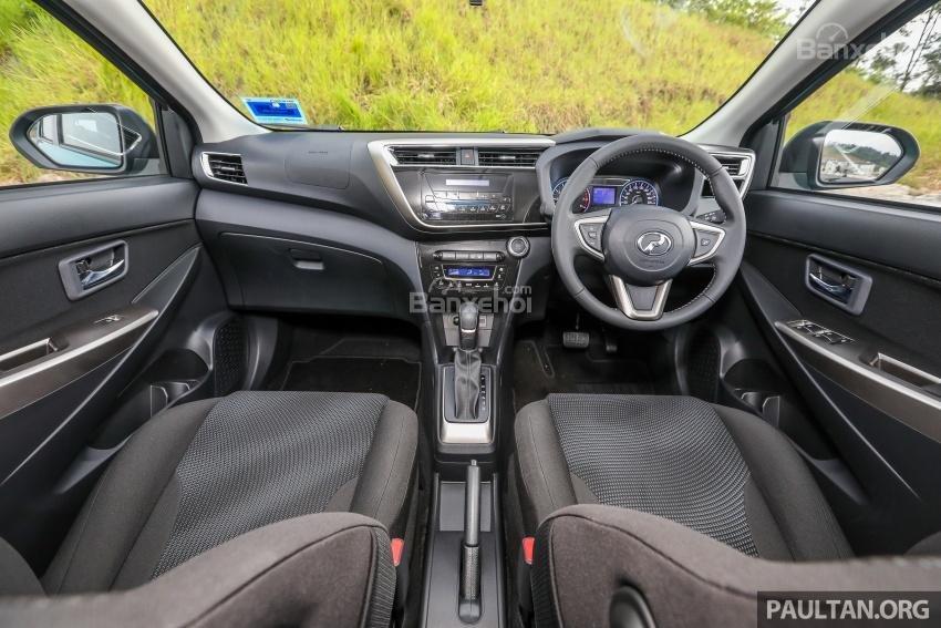 Daihatsu Sirion 2018 (Perodua Myvi 2018) chuẩn bị ra mắt tại Indonesia 4a