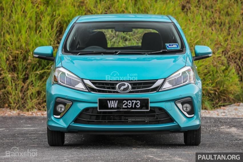 Daihatsu Sirion 2018 (Perodua Myvi 2018) chuẩn bị ra mắt tại Indonesia 1a