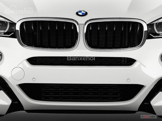Đánh giá xe BMW X6 2018: Lưới tản nhiệt đôi hầm hố 1
