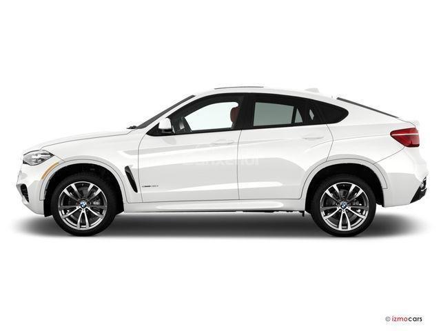 Đánh giá xe BMW X6 2018: Thân xe nam tính 1
