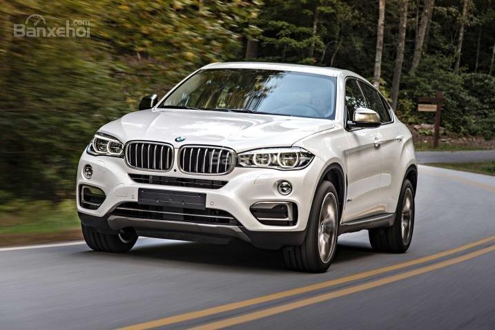 Đánh giá xe BMW X6 2018: Xe có nhiều trang bị nội thất cao cấp 1