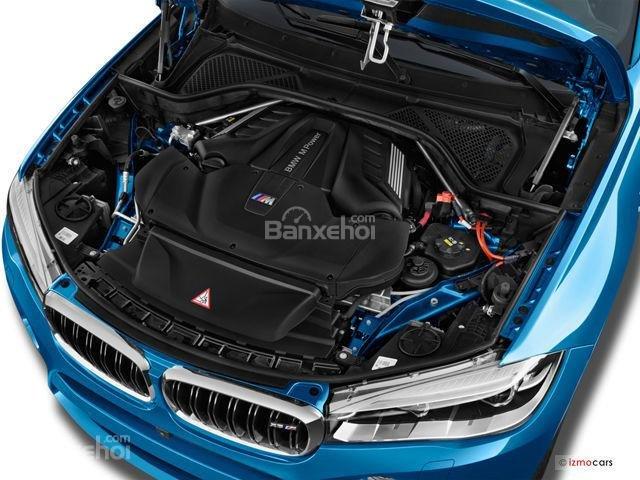 Đánh giá xe BMW X6 2018: Động cơ xe mạnh mẽ 1