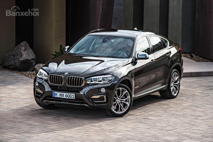 BMW X6 2019 màu đen