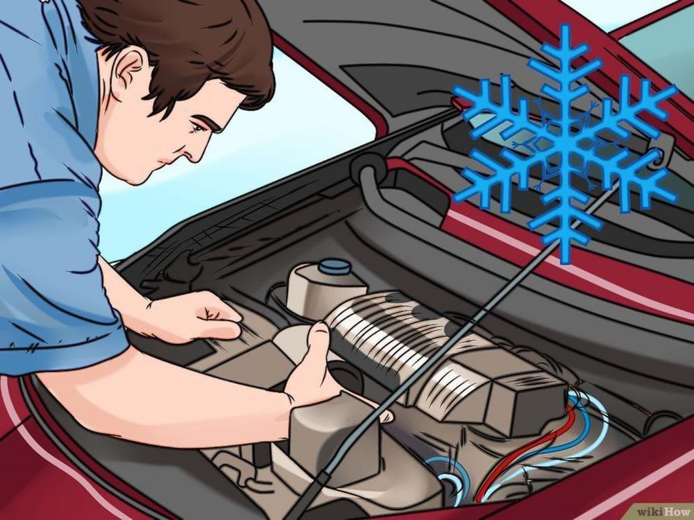 Hướng dẫn cách xử lý khi động cơ xe bị nóng 3