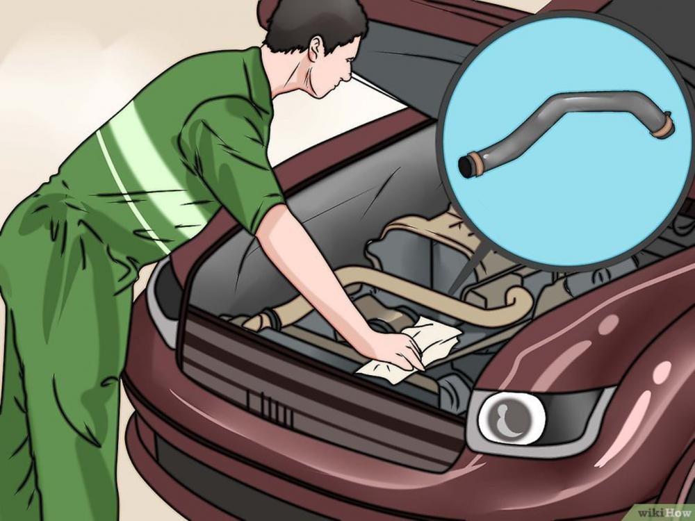 Hướng dẫn cách xử lý khi động cơ xe bị nóng 4