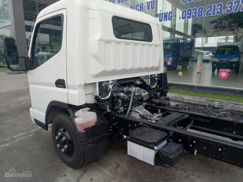 Giá xe Fuso 1T7, giá xe Mitsubishi 1T9-5