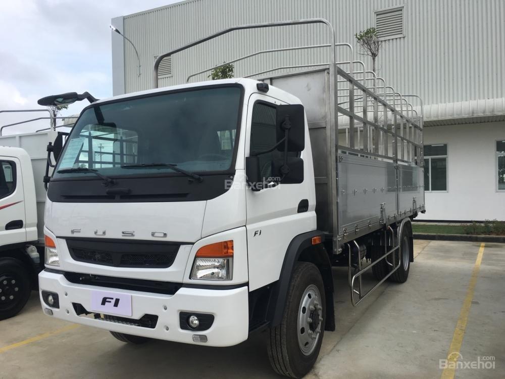 Giá xe Fuso 1T7, giá xe Mitsubishi 1T9-7