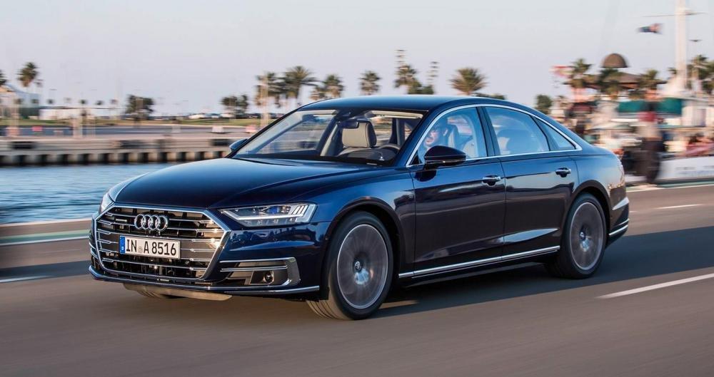Khám phá công nghệ định vị dẫn đường thông minh của Audi A8 6
