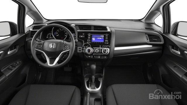 So sánh xe Kia Rio 2018 và Honda Jazz 2018 về thiết kế nội thất a2