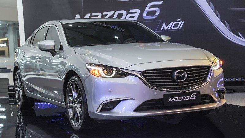 Giá xe Mazda 6 tháng 01/2020.