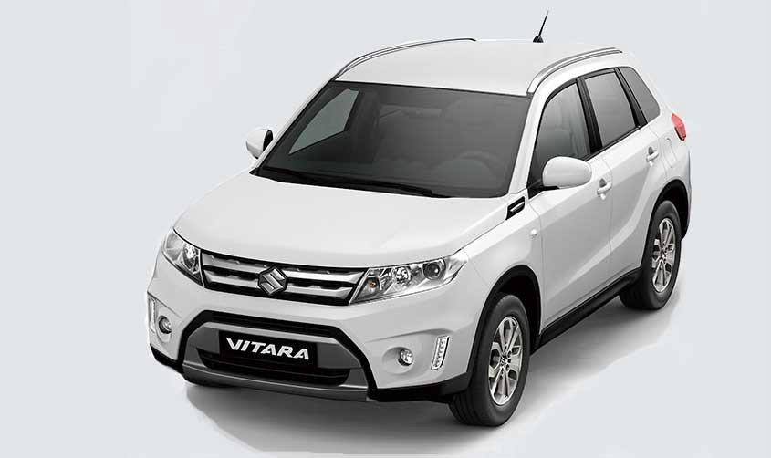 Giá xe Suzuki Vitara tháng 4/2019 là 799 triệu đồng.