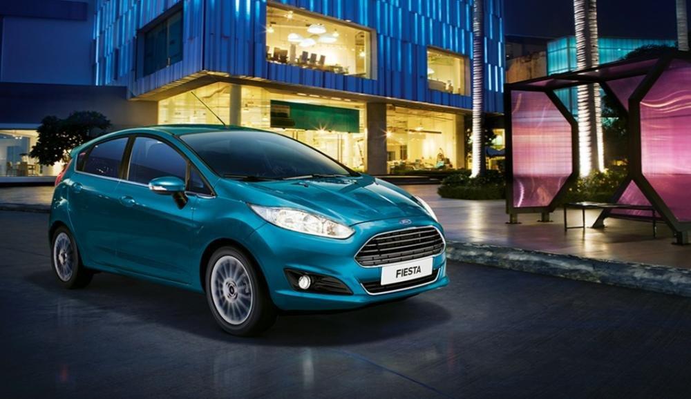 Giá xe Ford Fiesta cập nhật nhanh nhất - Ảnh 1.