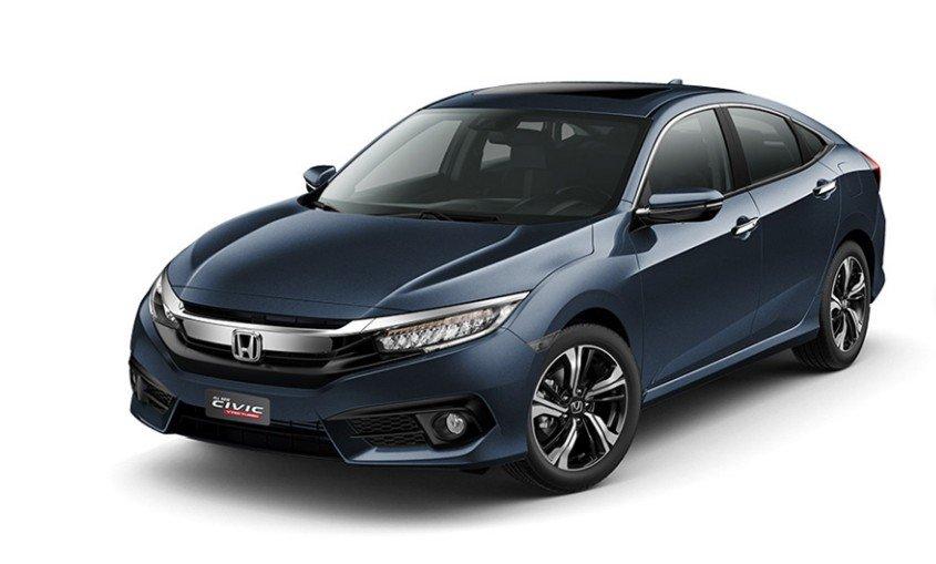 Giá xe Honda Civic chi tiết hàng tháng mới nhất- Ảnh 1.
