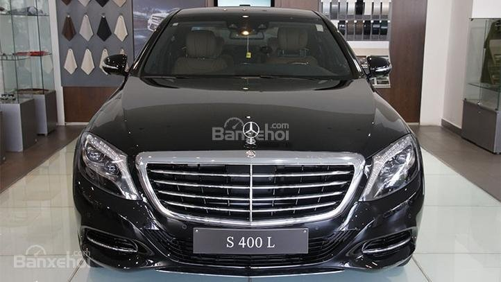Bán Mercedes S400 đăng kí 2017, chỉ 1080 triệu nhận xe ngay với gói vay cực ưu đãi-0