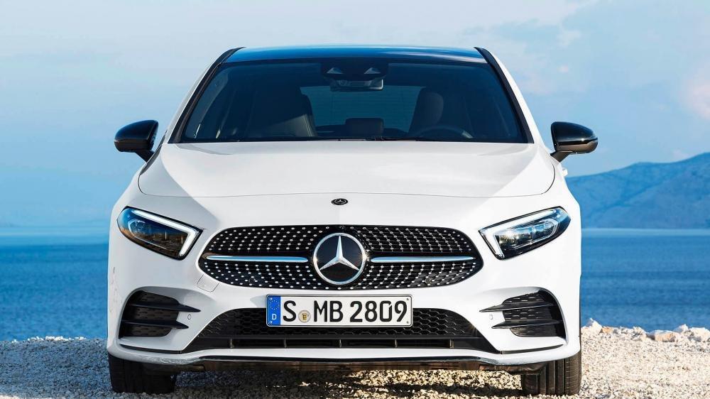 Mercedes-Benz A-Class cũ