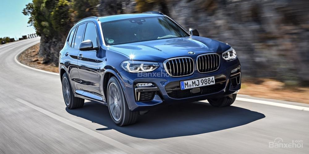 BMW X3 M40i 2018 mới công bố giá 2,2 tỷ đồng và thông số kỹ thuật tại Úc a1