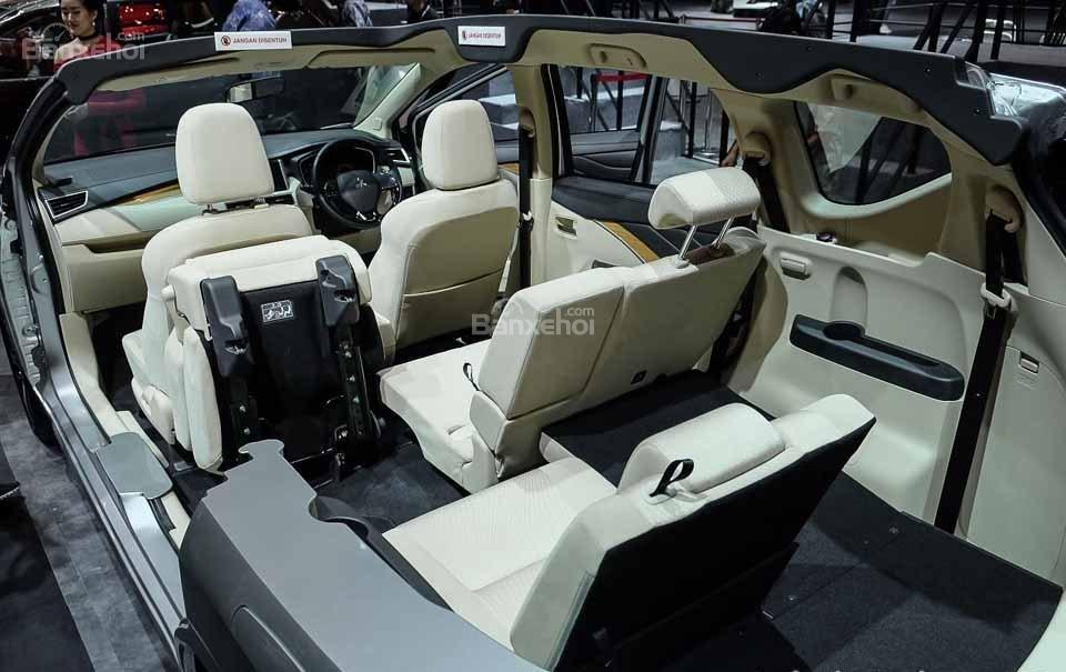 Ưu nhược điểm xe Mitsubishi Xpander 2018 sắp bán tại Việt Nam a6