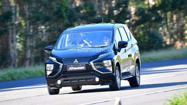 Ưu nhược điểm xe Mitsubishi Xpander 2018 sắp bán tại Việt Nam a8