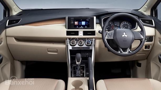 Ưu nhược điểm xe Mitsubishi Xpander 2018 sắp bán tại Việt Nam a5