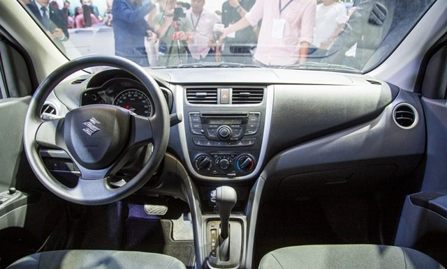 Nội thất xe Suzuki Celerio 2019 a3
