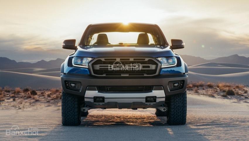 Đánh giá xe Ford Ranger Raptor 2019 về trang bị an toàn 2