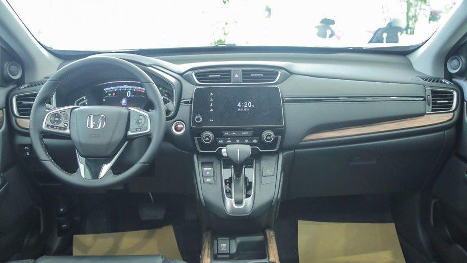So sánh Mazda CX-5 2018 và Honda CR-V 2018 về nội thất: Mazda CX-5 đẹp hơn 3