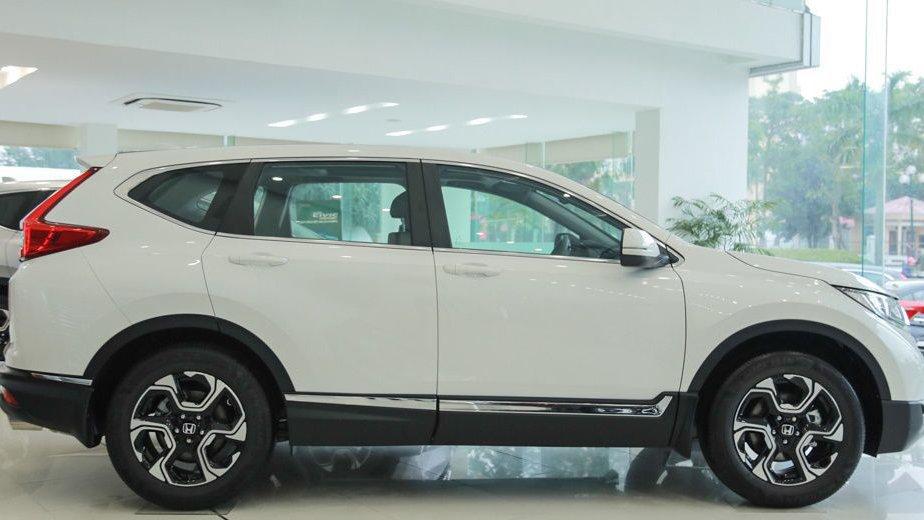 So sánh Mazda CX-5 2018 và Honda CR-V 2018 về thân xe 5