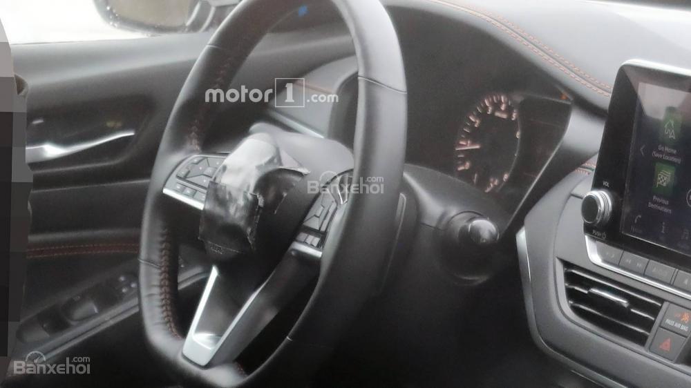 Nissan Altima 2019 lộ diện hình ảnh nội thất - Ảnh 1.