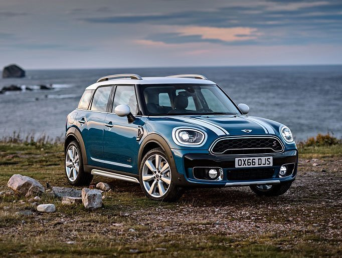 Mini Cooper Countryman (4)