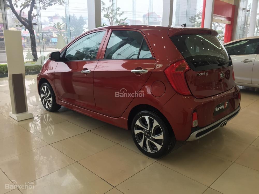 Kia Morning 2018- Km từ 5-10tr giá tốt mua chạy Tết. Gọi 0969393456 Minh Đức Kia Giải Phóng-0