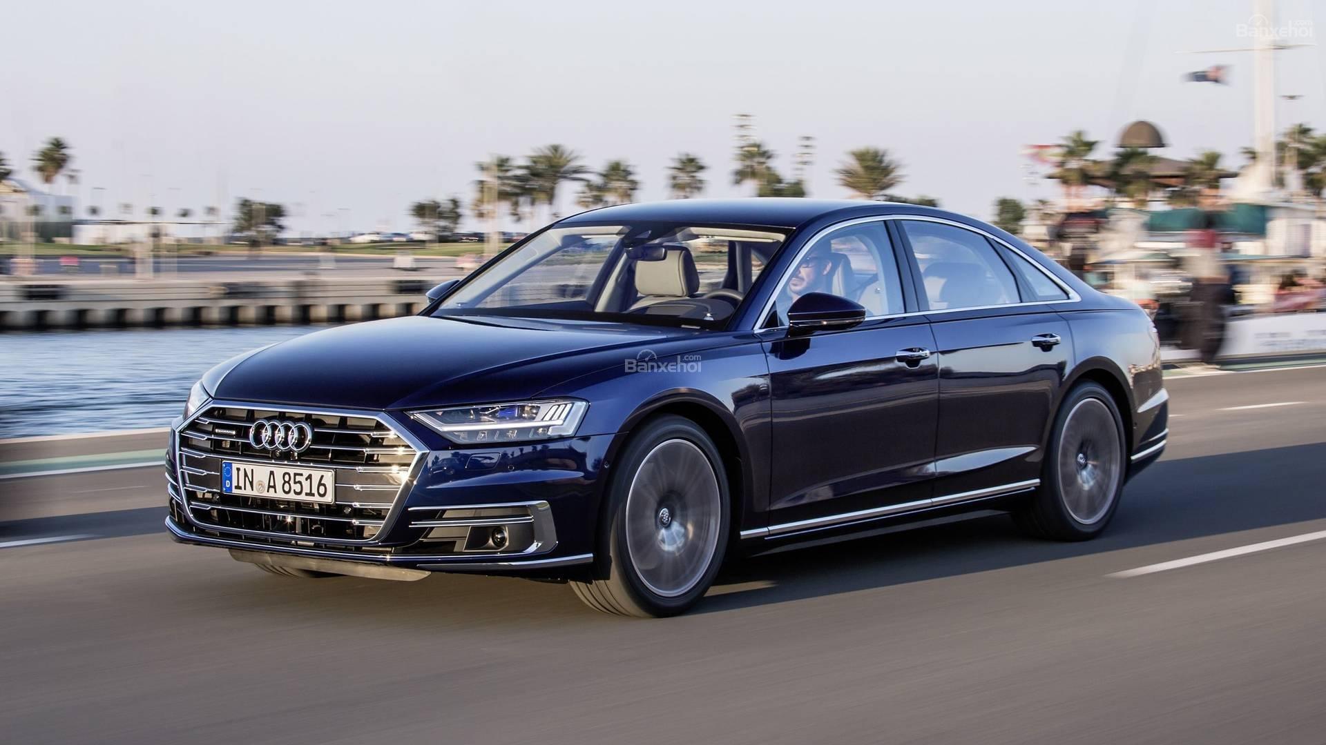 Audi ra mắt tính năng trả phí cầu đường tích hợp trên xe ô tô 1a