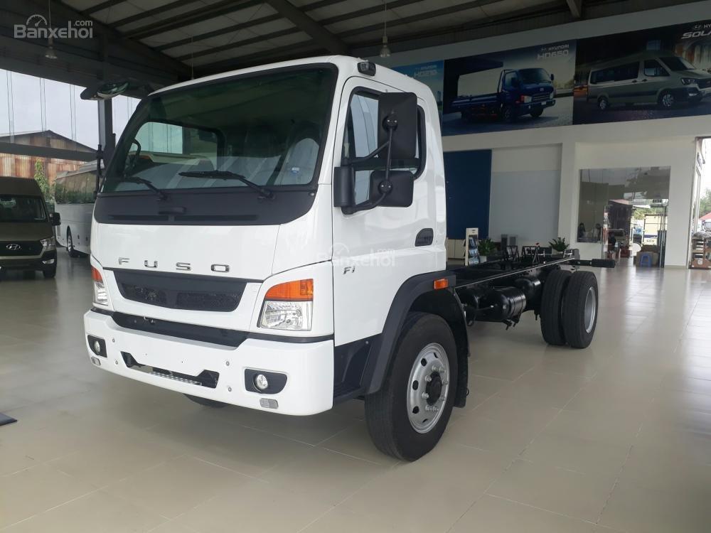 Xe tải 7 tấn, xe tải Nhật Mitsubishi 7 tấn, thùng dài 5m9-5
