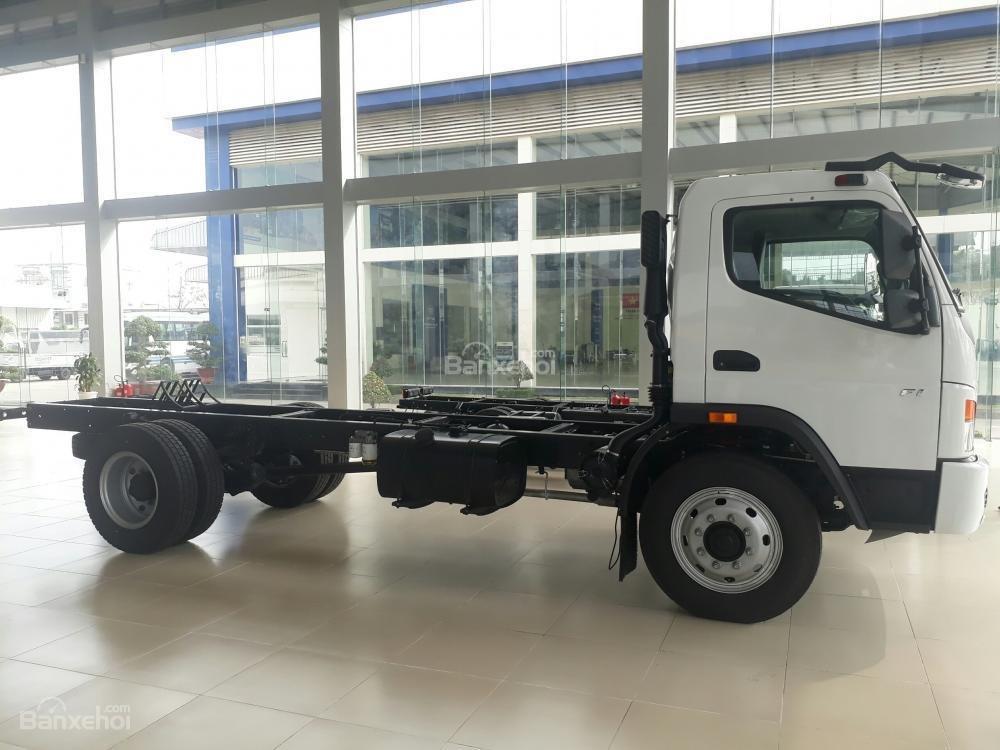 Xe tải 7 tấn, xe tải Nhật Mitsubishi 7 tấn, thùng dài 5m9-7
