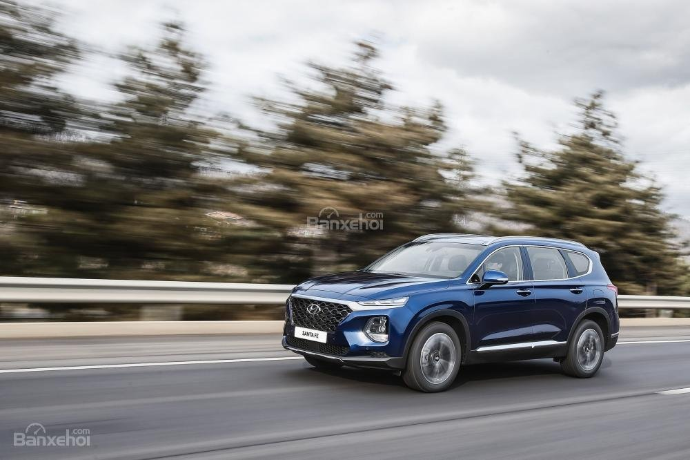 Đánh giá xe Hyundai Santa Fe 2019 thế hệ mới.