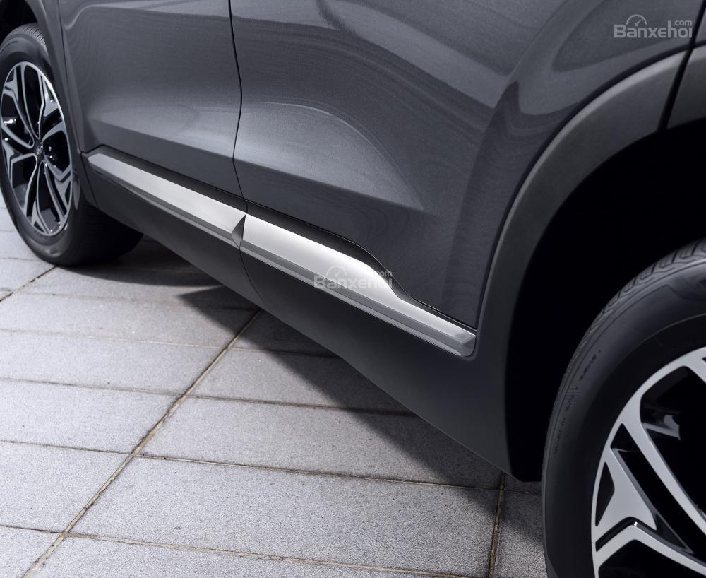 Mâm xe Hyundai Santa Fe 2019-2020