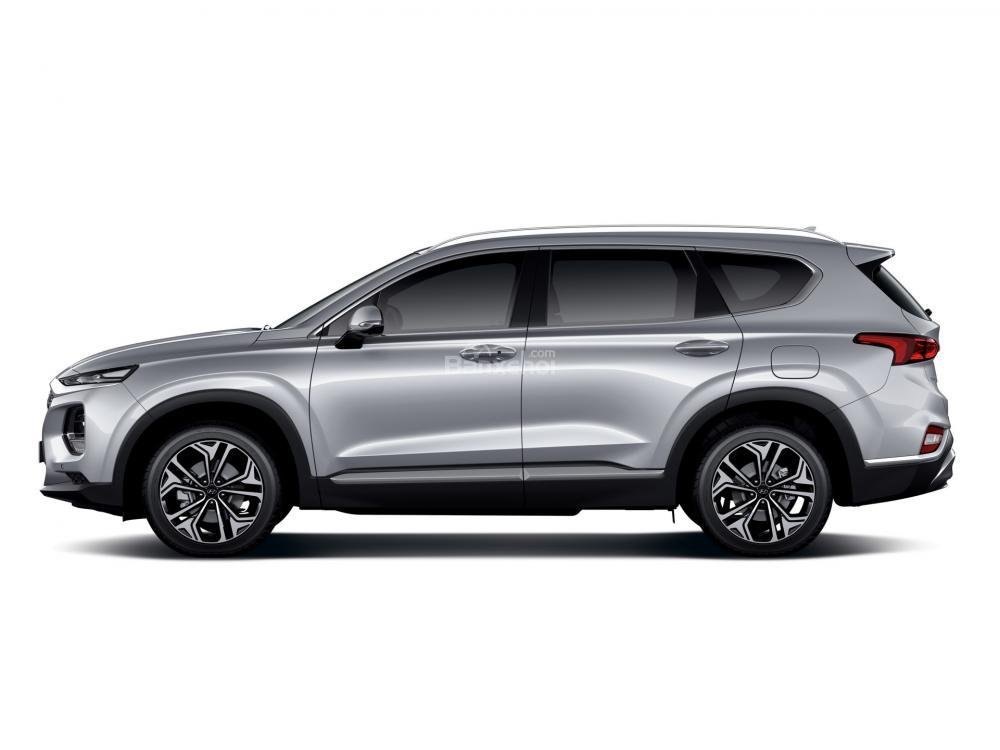 Thân xe Hyundai Santa Fe 2019-2020