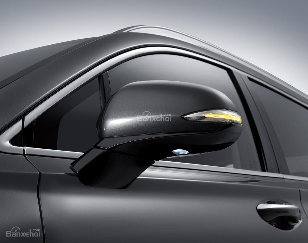 Gương chiếu hậu xe Hyundai Santa Fe 2019-2020