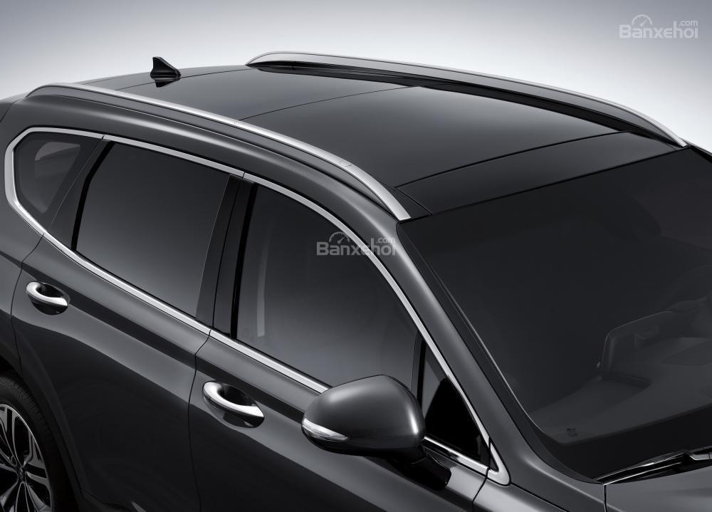 Trần xe Hyundai Santa Fe 2019-2020