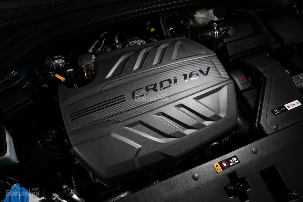 Hyundai Santa Fe 2019 dự kiến sẽ có 06 tùy chọn động cơ.