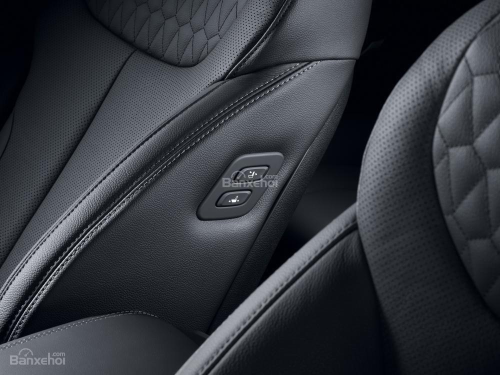 Đánh giá xe Hyundai Santa Fe 2019-2020 về hệ thống ghế ngồi 3