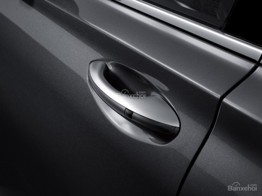 Tay nắm cửa xe Hyundai Santa Fe 2019-2020