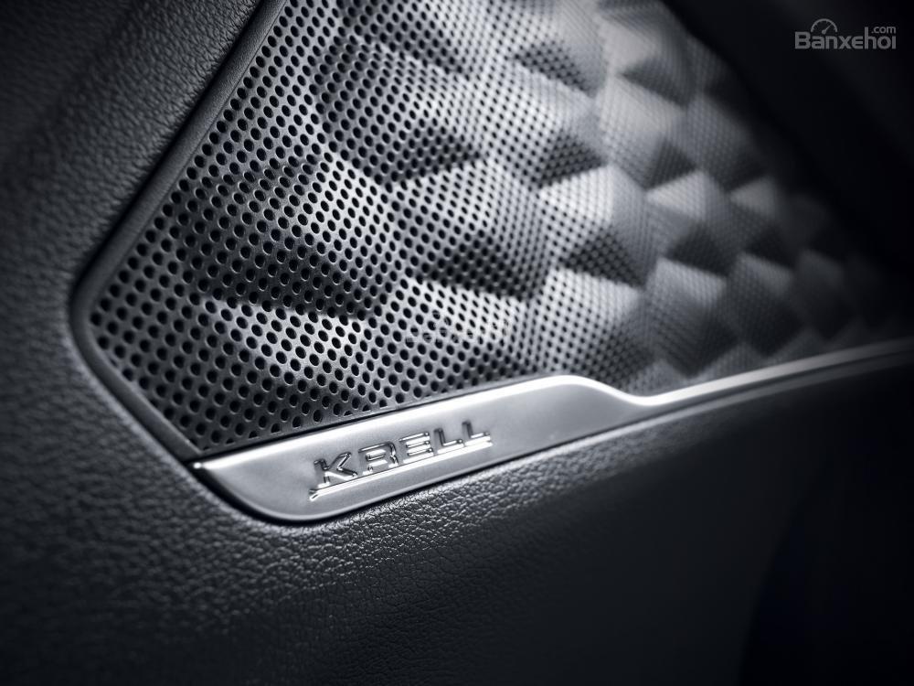 Dàn âm thanh xe Hyundai Santa Fe 2019-2020